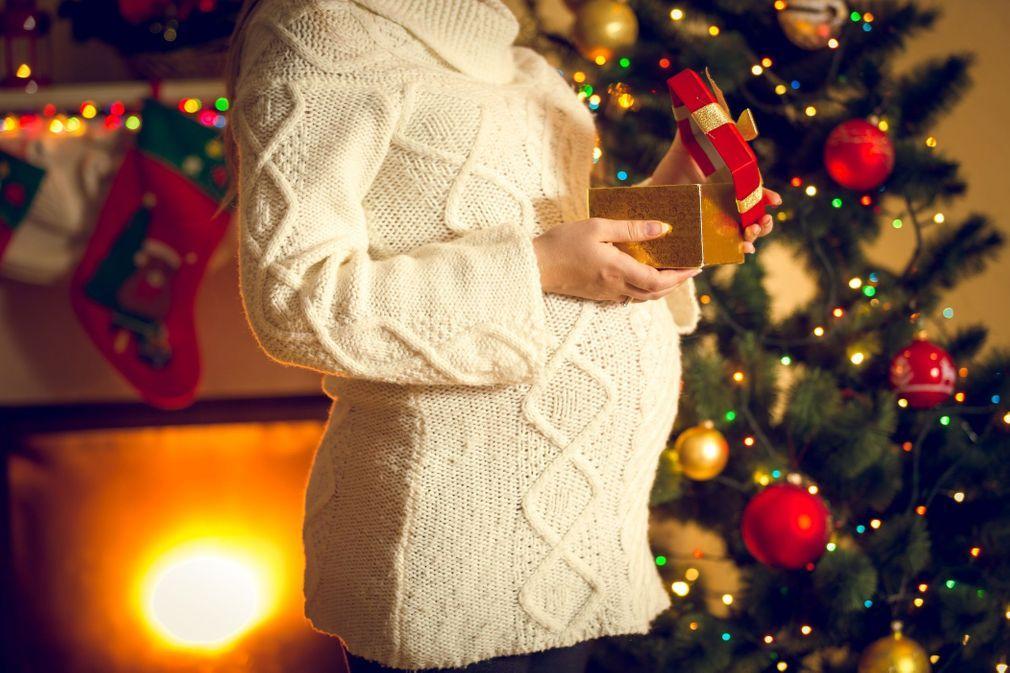 Notre sélection de cadeaux de Noël pour femmes enceintes