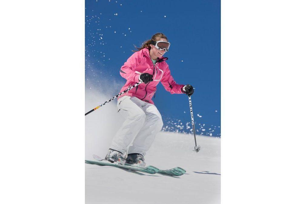 Ski : équipements high-tech pour sensations fortes