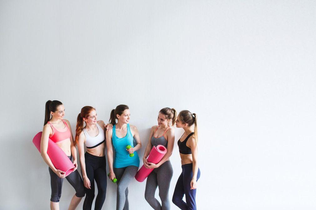Tendances fitness : les cours qu'on va aimer en 2019