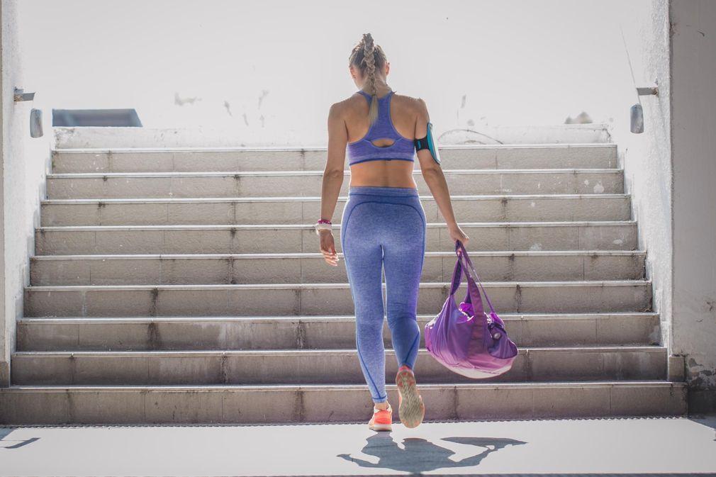 Les 5 choses les plus sales du sac de sport