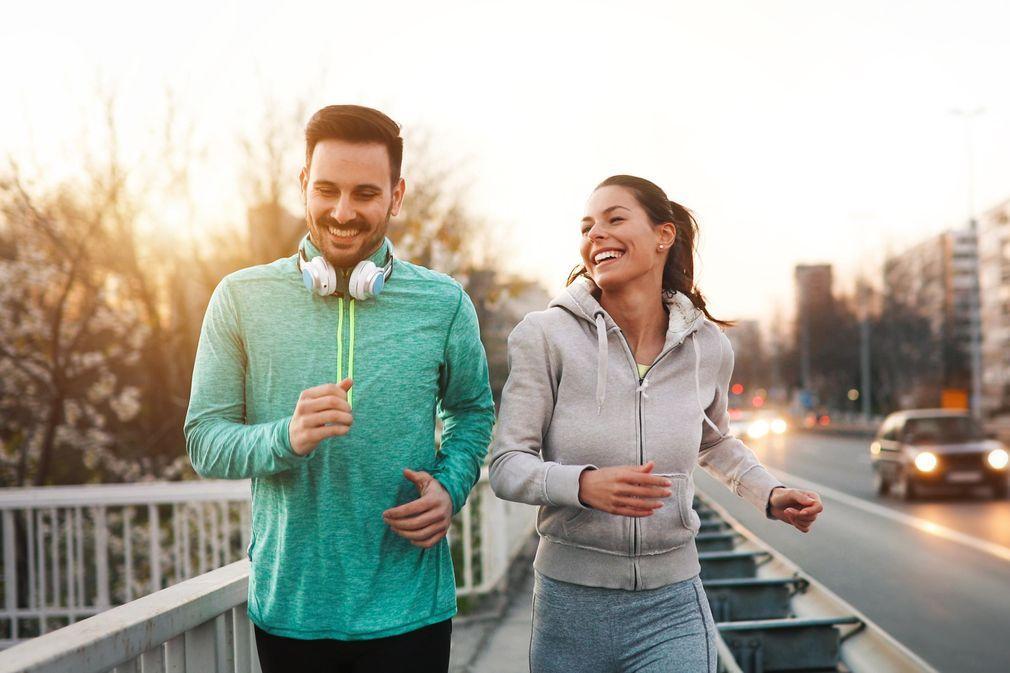 Sport en duo : pour un couple en forme !