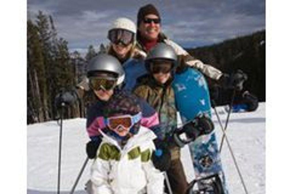 Le ski version famille !