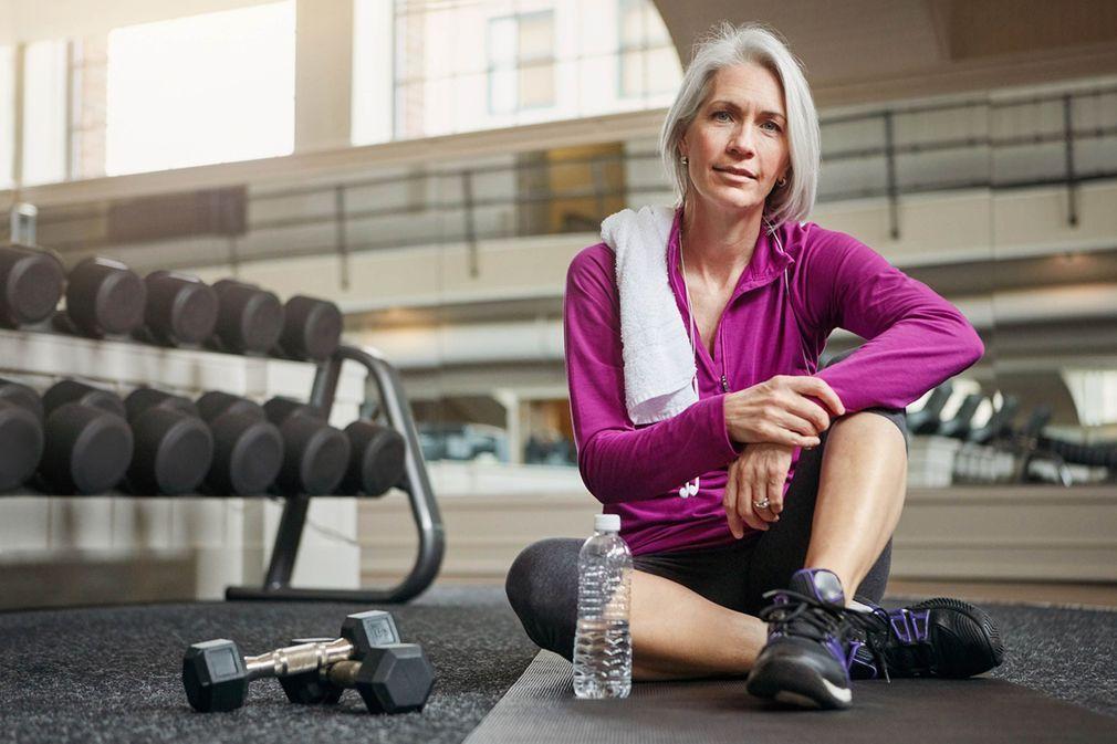 L'exercice doperait le bien-être mental des femmes à la ménopause