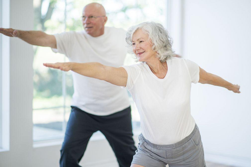 Le sport pourrait ralentir les effets d'Alzheimer chez les individus à risque