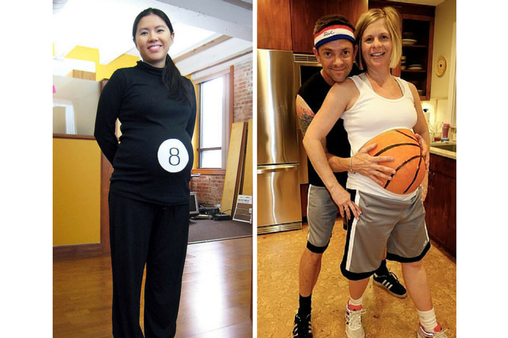 Halloween, 30 costumes pour les futures mamans
