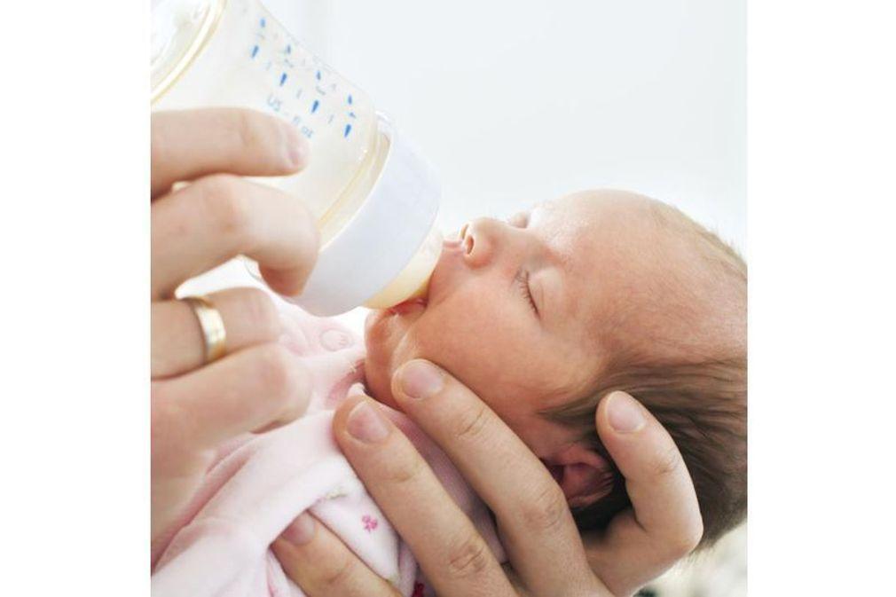 Les laits pour bébé au banc d'essai