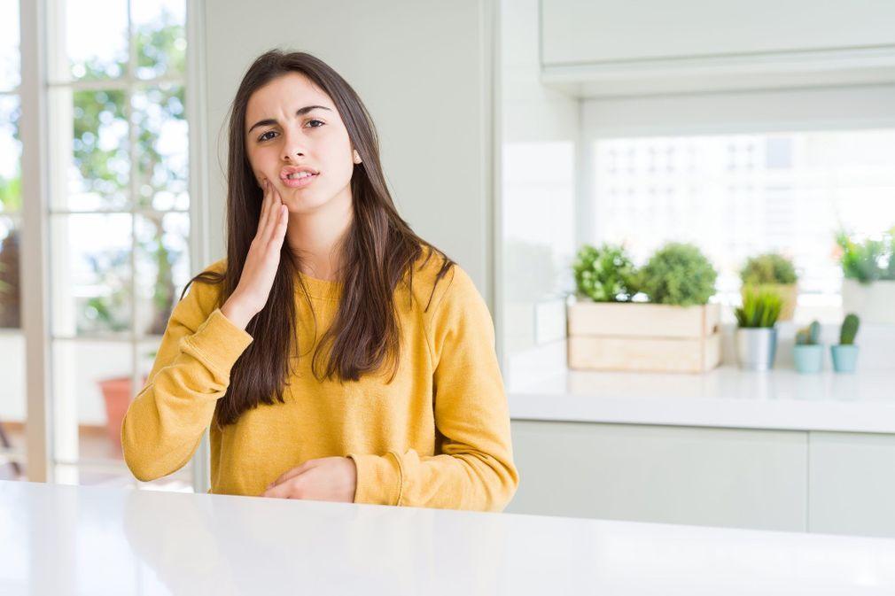 Soulager les maux de bouche naturellement