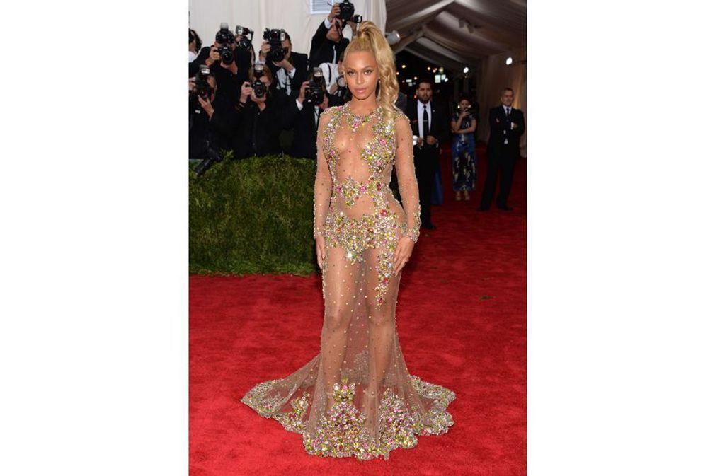 Met Ball 2015 : Les plus belles robes du tapis rouge