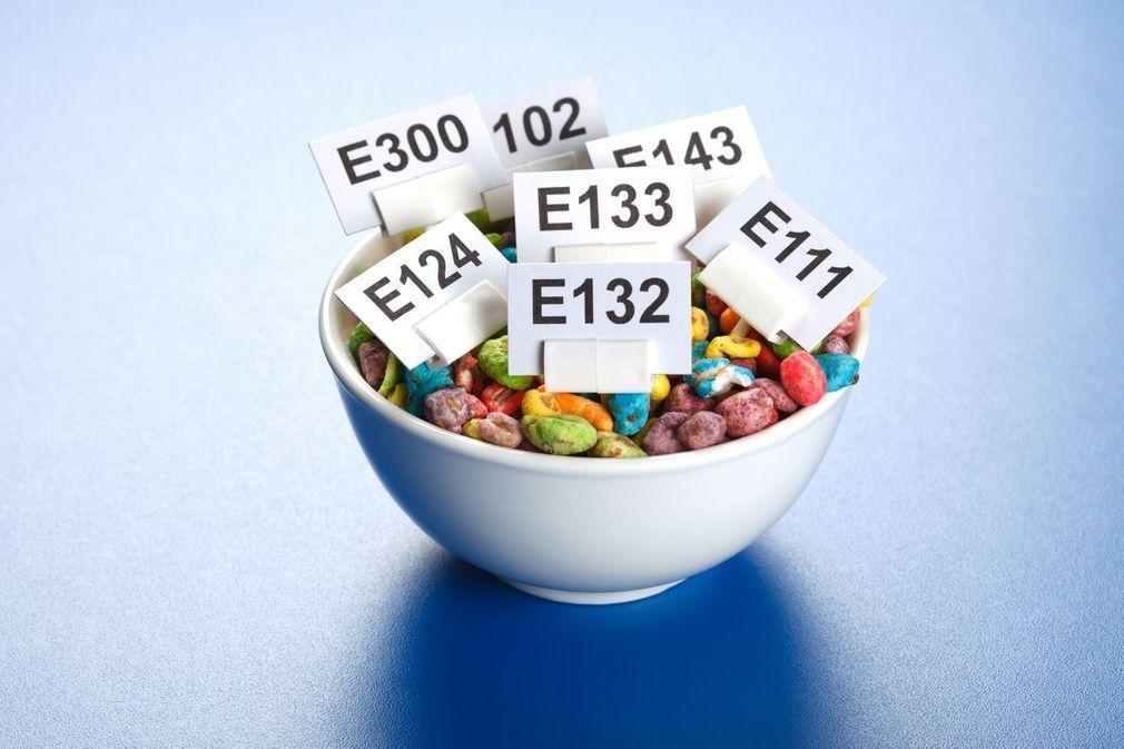 Guide des additifs alimentaires