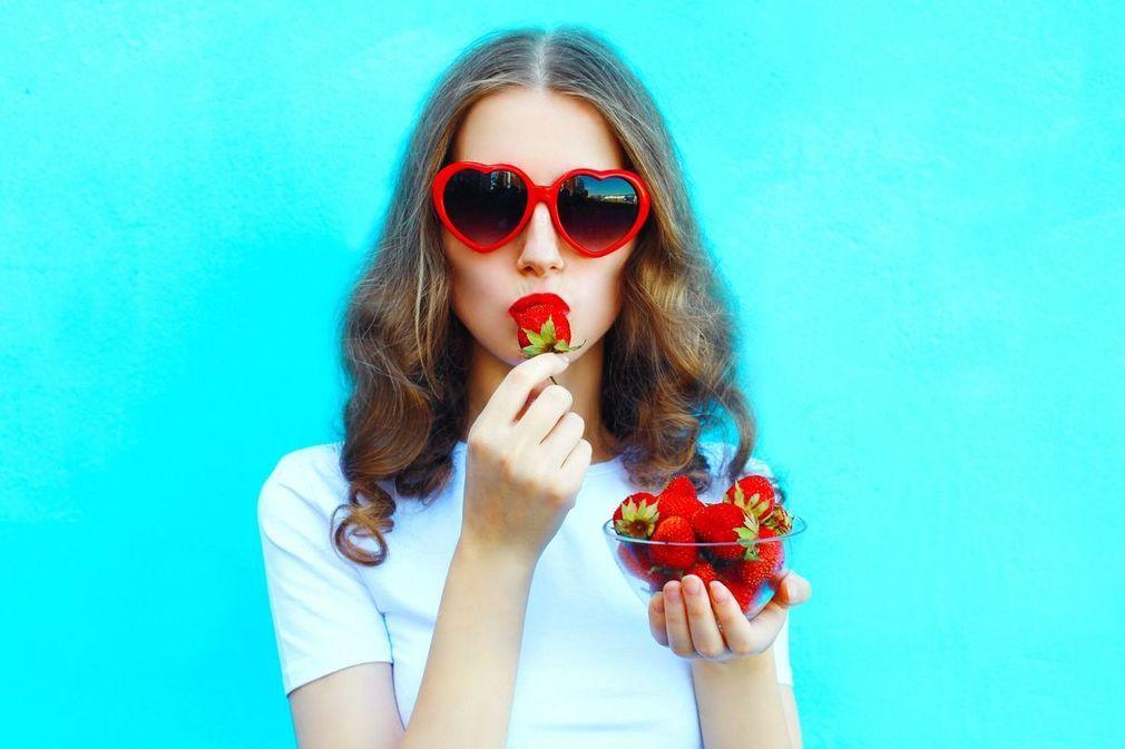 Les aliments qui nous rendent belle