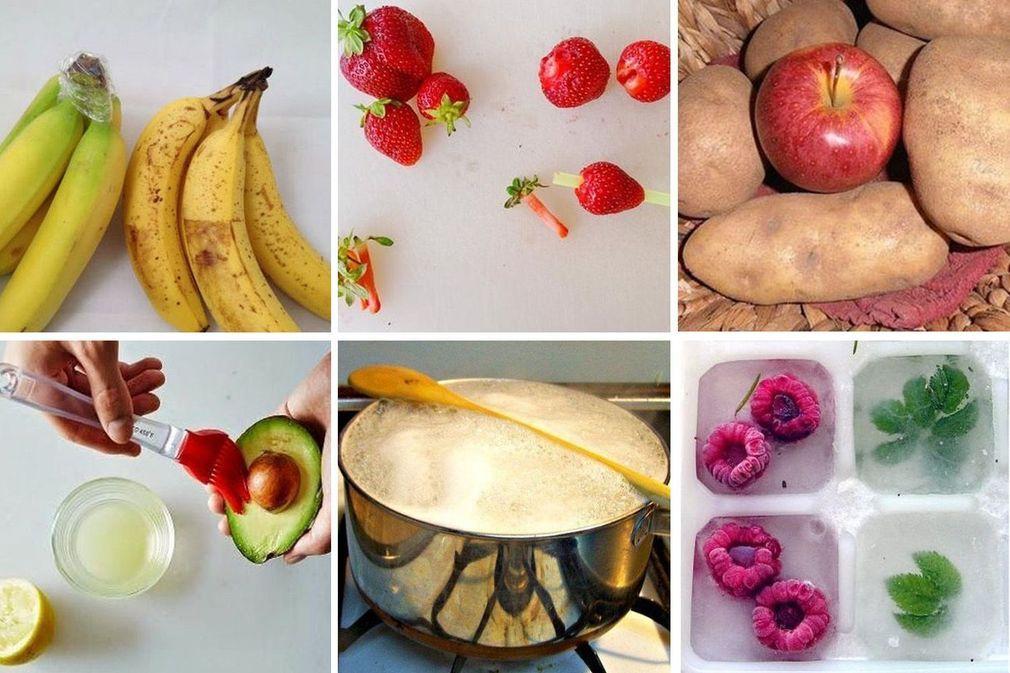 20 astuces pour vous simplifier la vie en cuisine