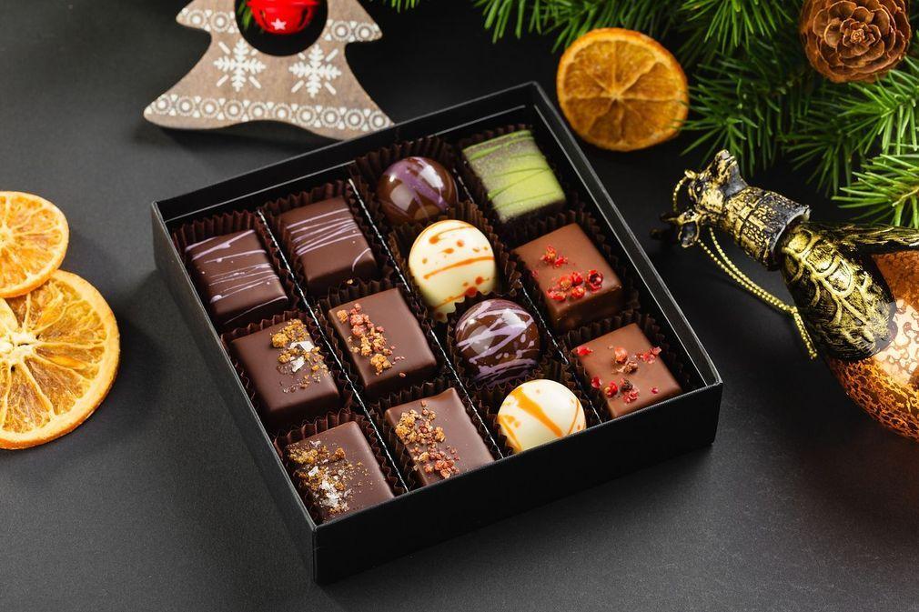 Les meilleurs chocolats de Noël 2019
