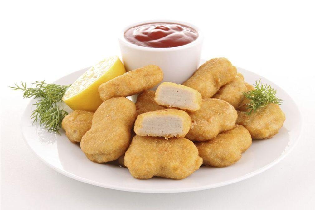 Qu'y a-t-il vraiment dans les nuggets ?