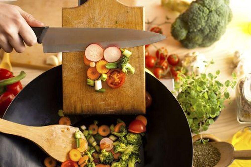 Cuisine au wok, mode d'emploi