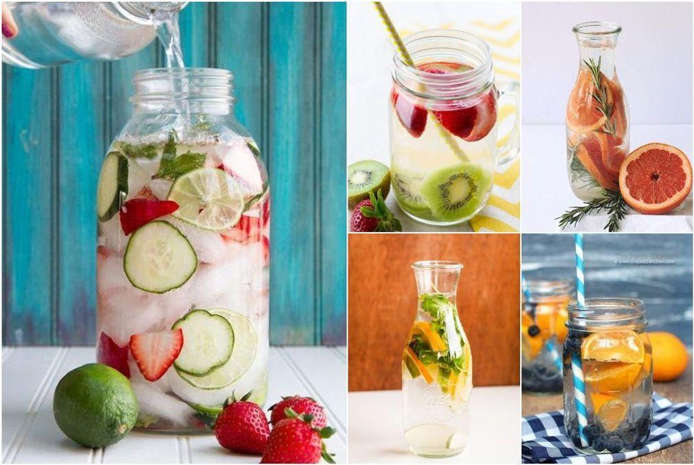 water detox : 10 idées de recettes pour un corps sain - doctissimo
