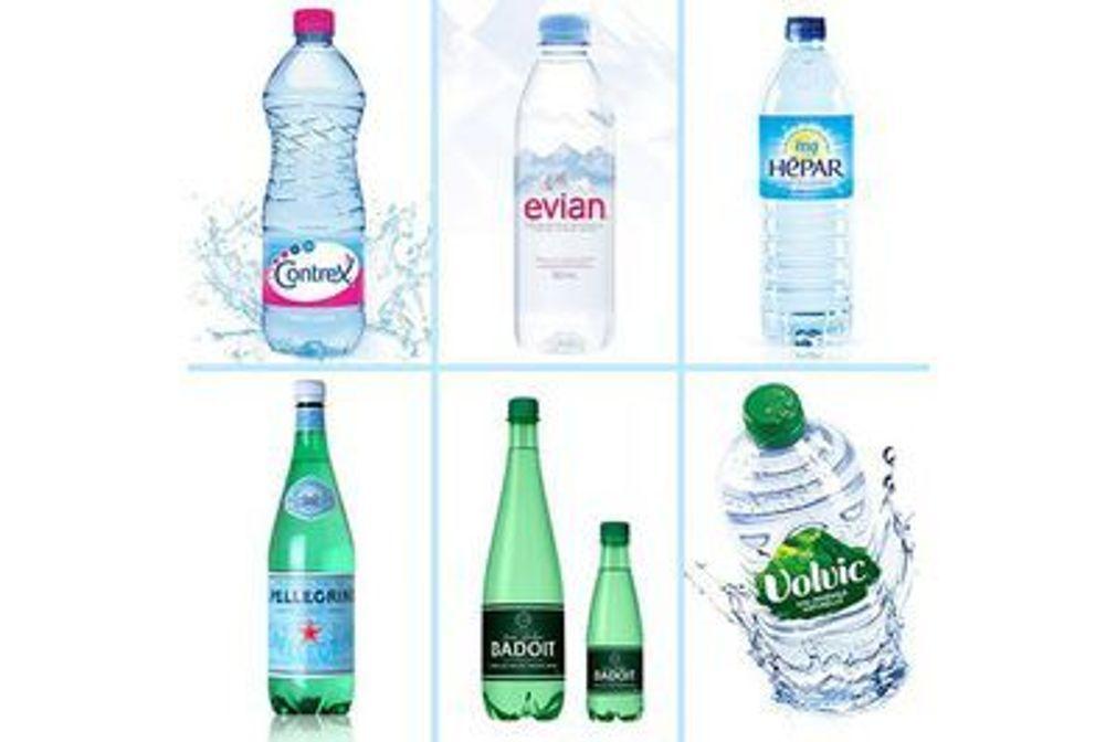 15 eaux minérales naturelles au banc d'essai