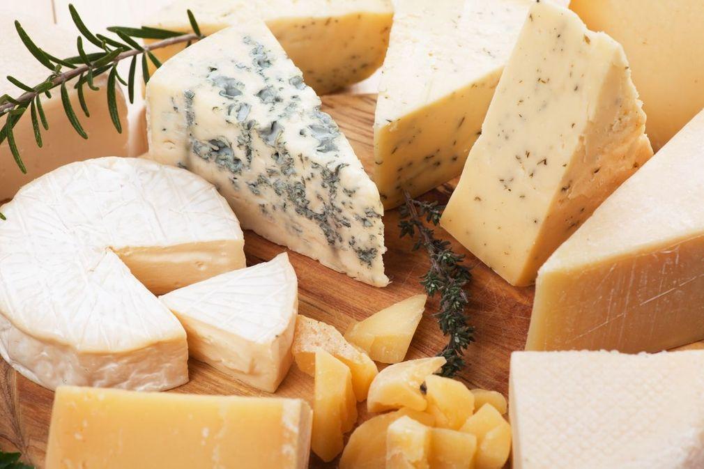 Les 10 fromages les moins caloriques