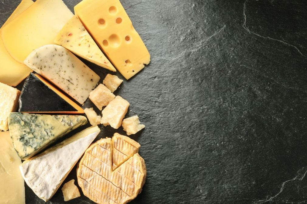 Les 10 fromages les plus riches en calcium