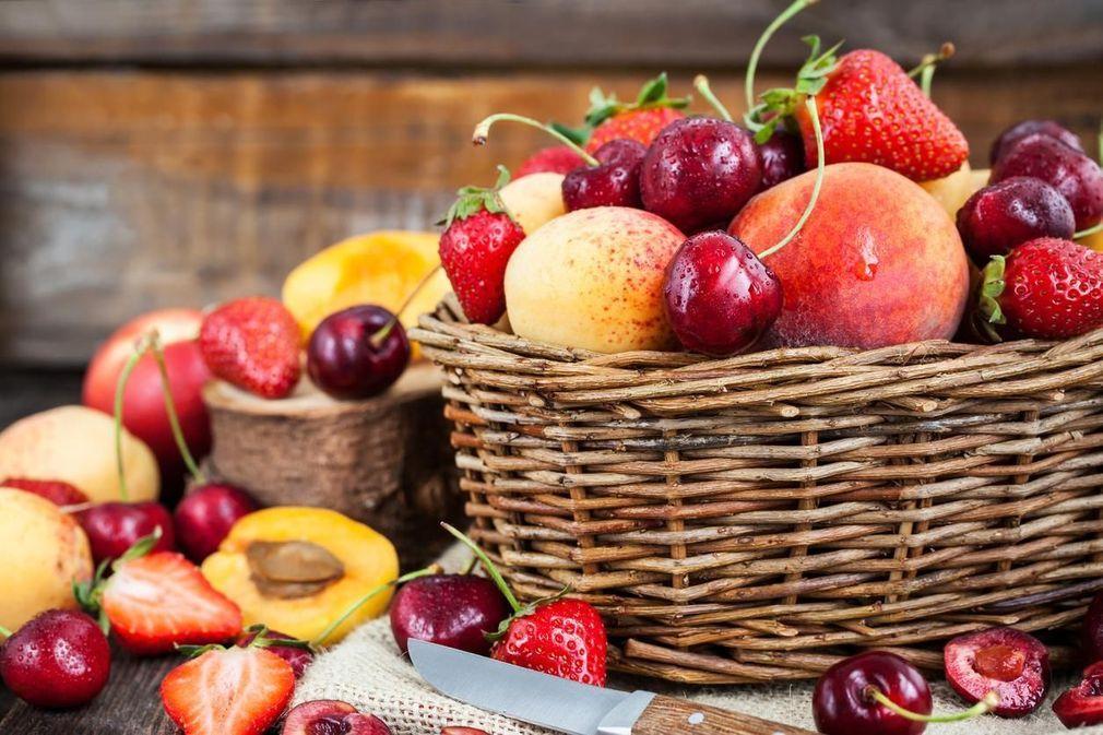 Les 10 fruits les moins caloriques