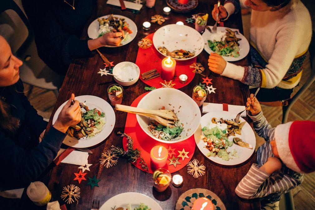 Les menus de Noël à travers le monde