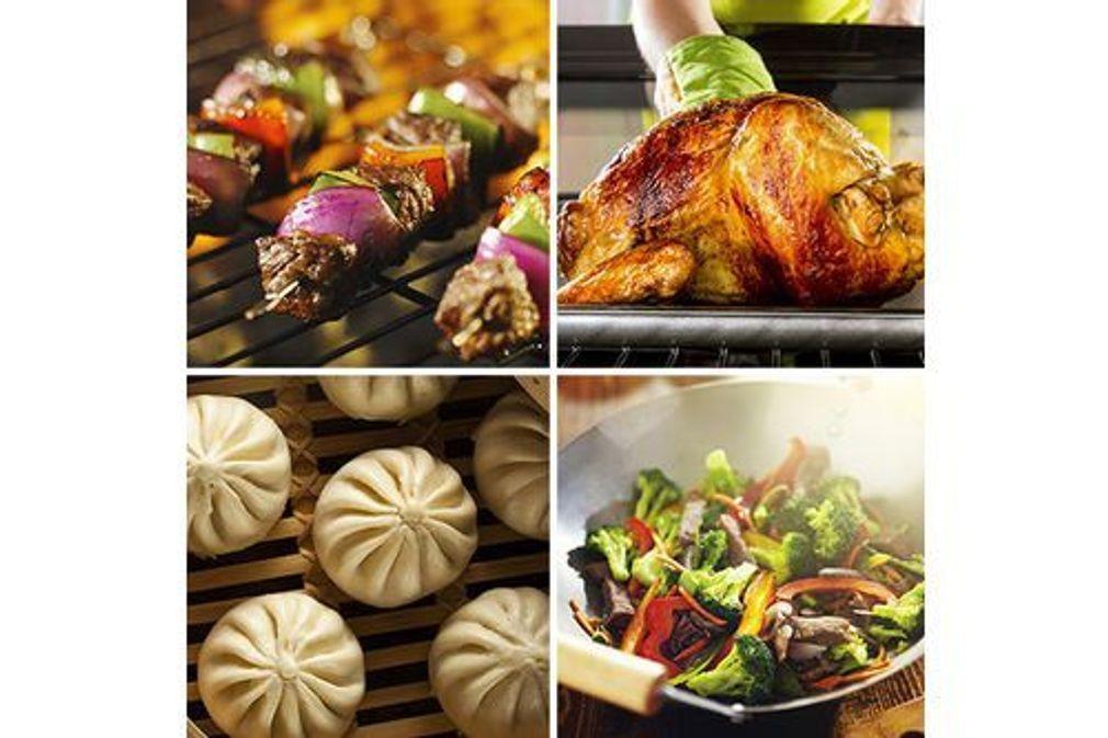 Panorama des différents modes de cuisson