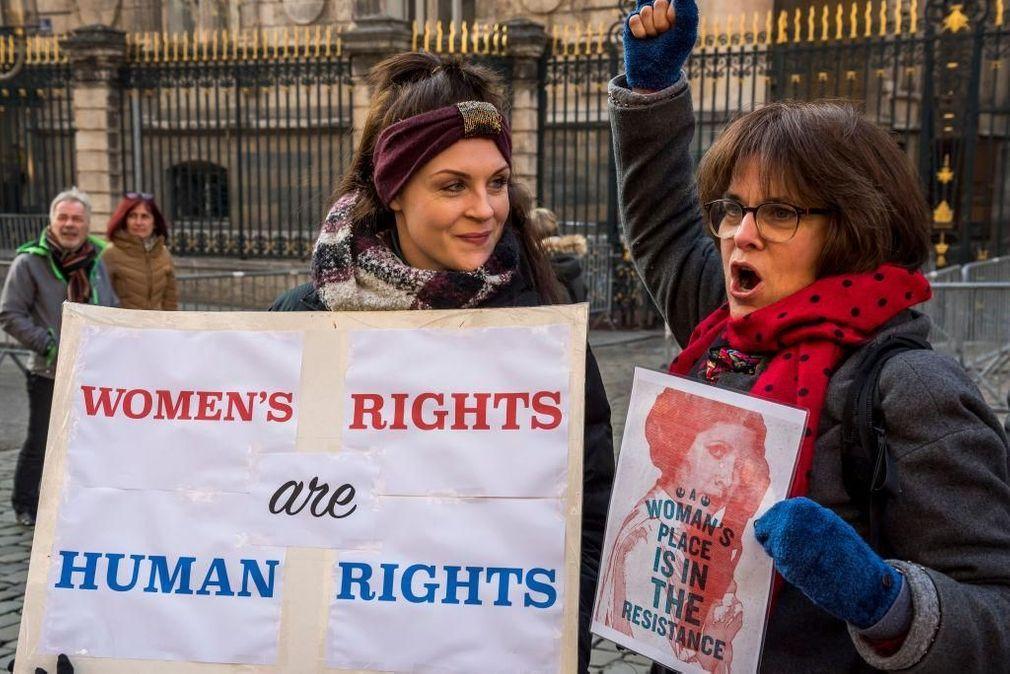 Droit des femmes : les avancées en 2018