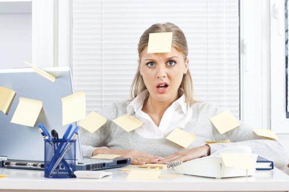 Les symptômes du stress