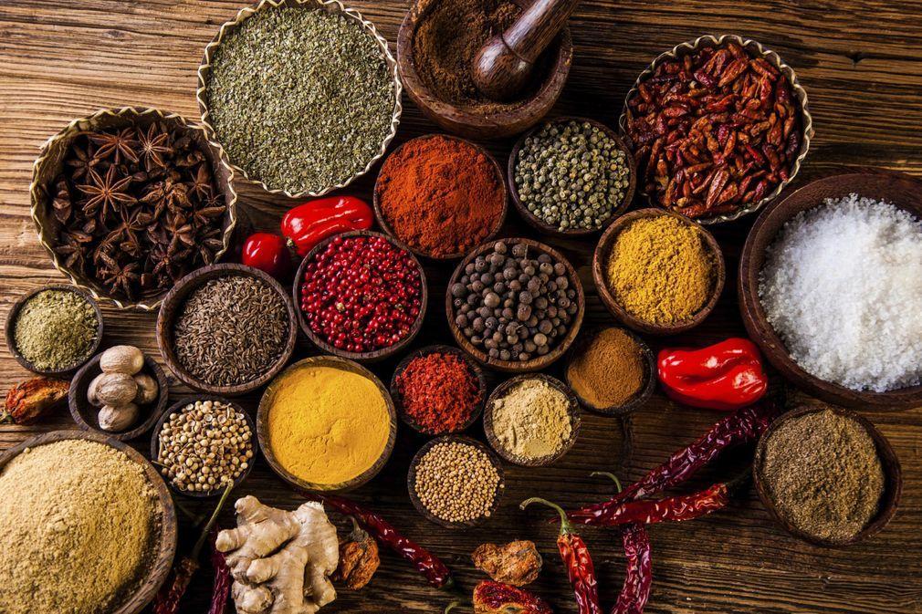 Épices santé : petit guide des épices qui soignent