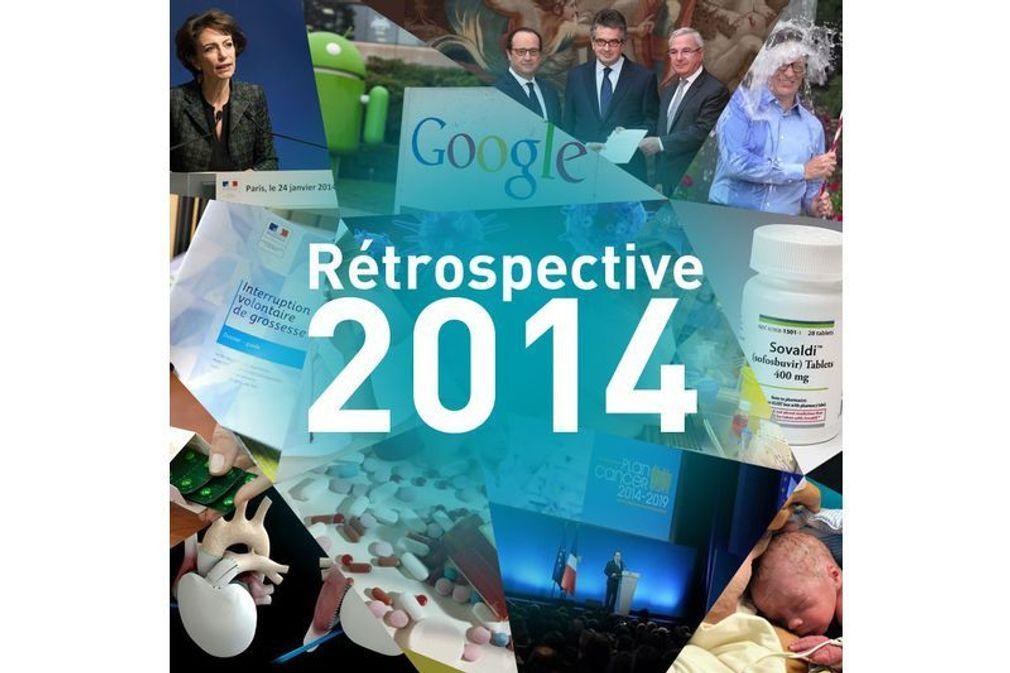 Rétro Santé 2014 - Les news qui ont marqué l'année