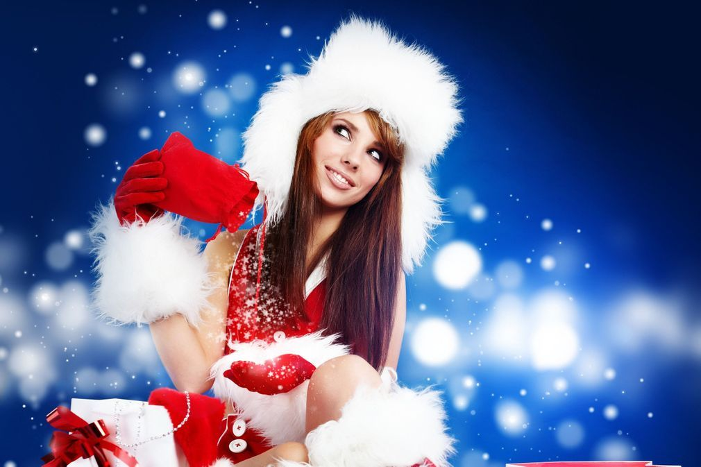 Cadeaux de Noël sexy