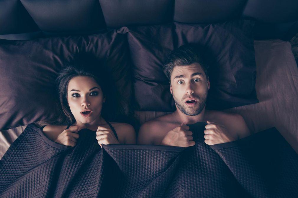 Sexe : ces moments gênants qui ne devraient pas l'être