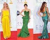 Emmy Awards 2012 : le tapis rouge