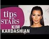 Le regard oriental de Kim Kardashian