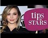 La tresse bohème d'Elizabeth Olsen