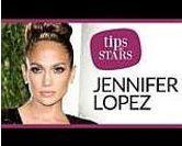 Le chignon bun de Jennifer Lopez