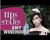 Le chignon foulard d'Amy Winehouse