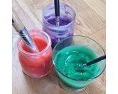 DIY : peinture comestible pour les tout-petits
