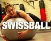 Gym avec un ballon
