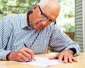 Maladie d'Alzheimer et déduction d'impôts