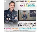 Partenariat Doctissimo/Téléthon
