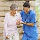 Perte d'autonomie d'une personne âgée