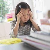Les enfants sont aussi touchés par la migraine