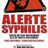 Le retour de la syphilis en France