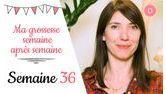 36ème semaine de grossesse – La valise de maternité