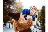 Bébé et montagne