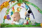 Le tapis d'éveil de bébé