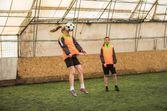 Santé/Foot: le jeu de tête interdit chez les enfants anglais, écossais et irlandais