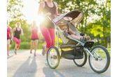 Sport en poussette avec bébé : le stroller strides