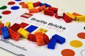Lego® lance un projet de briques en braille pour aider les enfants malvoyants