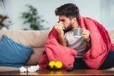 Les huiles essentielles contre un état grippal